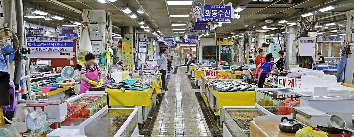 주문진수산시장